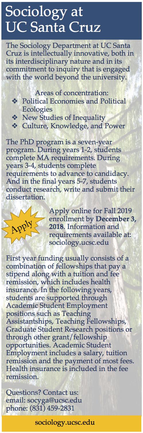 ucsc dissertation year fellowship